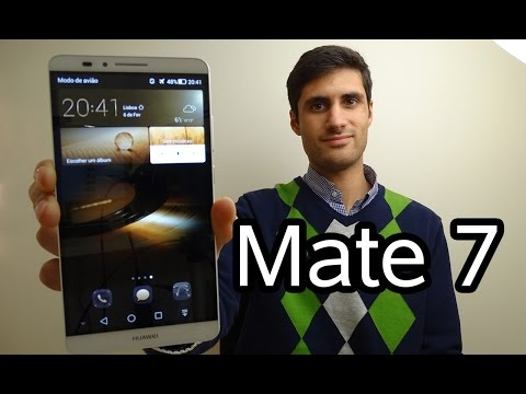 Huawei Ascend Mate 7 - Análise