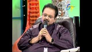 Jhummandi Naadam -((S. P. Balasubrahmanyam)) Episode - 10