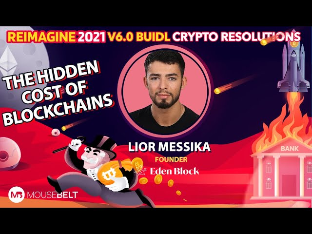 Lior Messika - Eden Block - Finding Value In The Blockchain