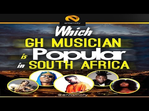 STREET OF SOUTH AFRICA - MENTION ANY GHANAIAN MUSICIAN YOU KNOW