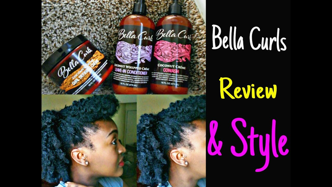 Review Amp Style With Bella Curls Natural Hair Yemurai