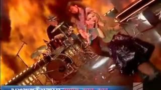 Шоу талантов в Грузии, Ева Шиянова Аркадий Брусникин - колесо Сира - на талант-шоу в Китае