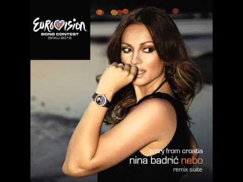 Nina Badric - Nebo (P'eggy Sarcastique Mix)