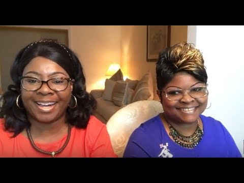Diamond and Silk on live discussing Antifa, Linda Sarsour and the body counts.