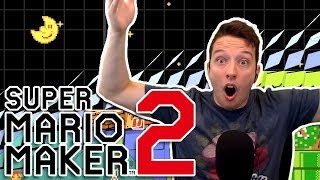 Mario Maker 2 Nintendo Direct Reaction: THE HYPE IS OFF THE CHART!!!