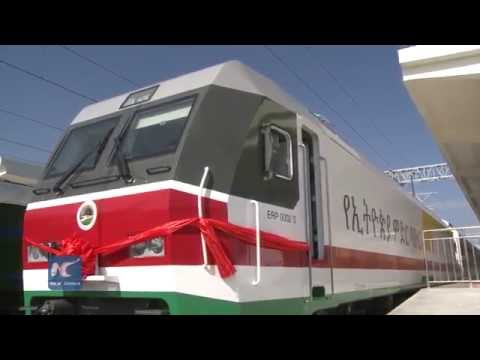 Chinese built electric railway to boost trade between Ethiopia and Djibouti thumbnail