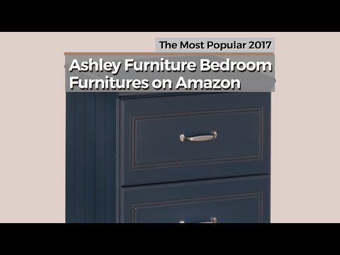 Ashley Furniture Bedroom Furnitures On Amazon // The Most Popular 2017