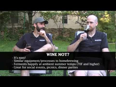 Brewing TV - Episode 65: Wine Not?