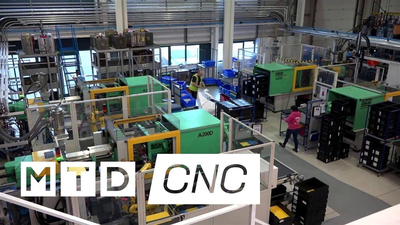 OGM exhibiting additive manufacturing at MACH 2018