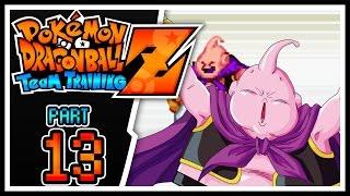 ultimate showdown pokmon dragonball z team training nuzlocke part 13