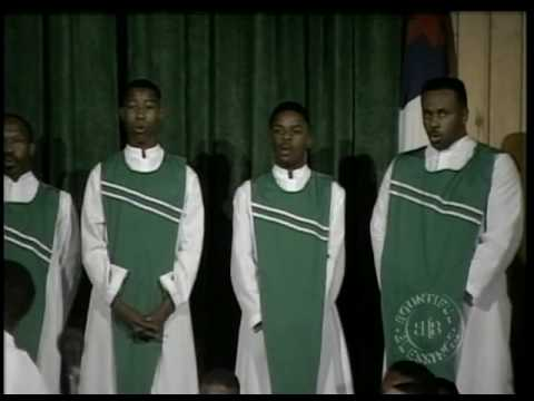 Temple of Deliverance Youth & Young Adult Choir - YouTube