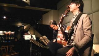2011年11月10日 東京倶楽部(目黒) 丸山薫(Vo) 加藤泉(G) 二村希一(...
