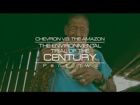 The Empire Files: Chevron vs. the Amazon - The Environmental Trial of the Century