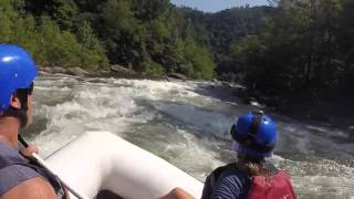 Kayaking on The Ocoee River with my Dad! (GoPro Edit)