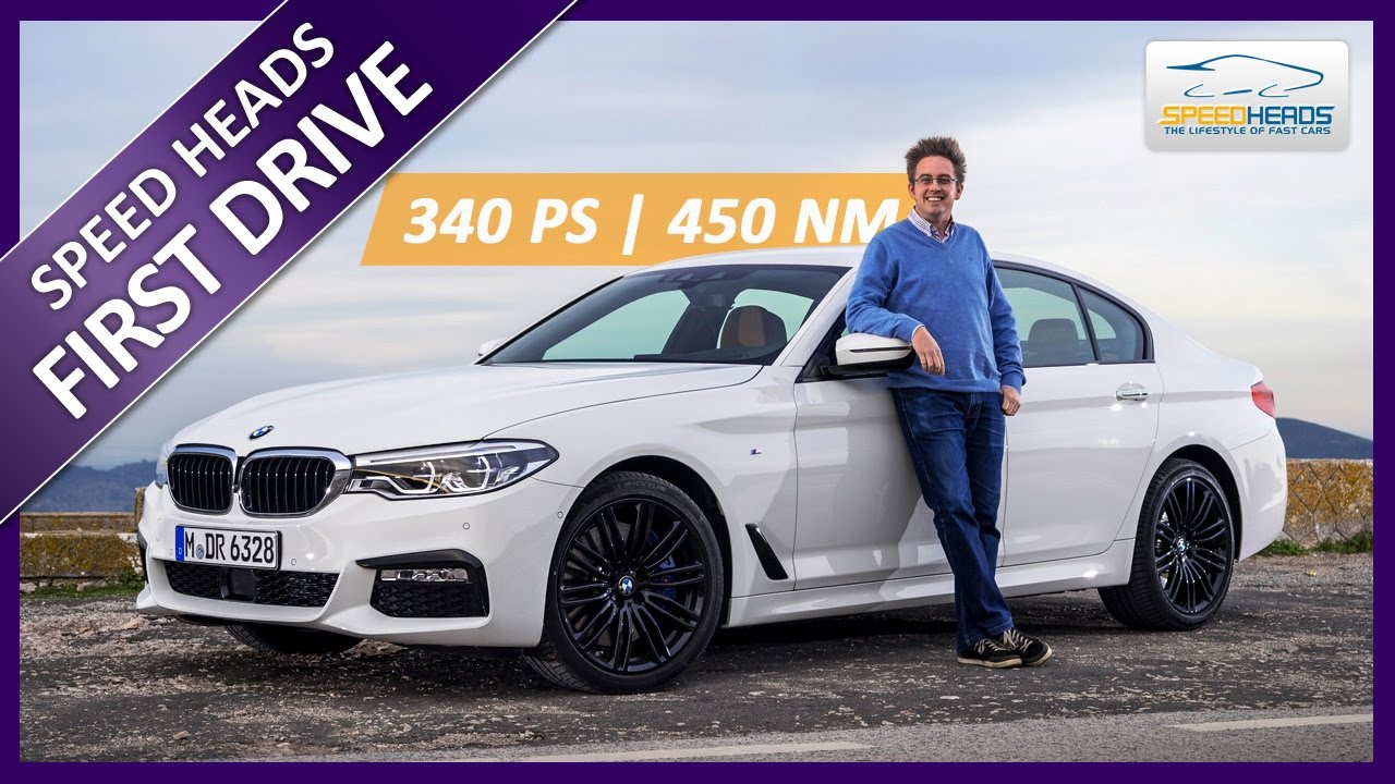 2017 bmw 5er m sport test 540i 340 ps g30. Black Bedroom Furniture Sets. Home Design Ideas