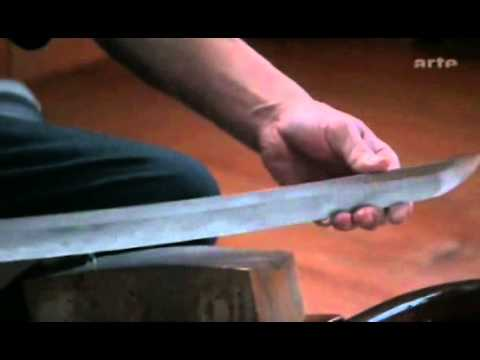 Le Katana sabre de Samourai Documentaire