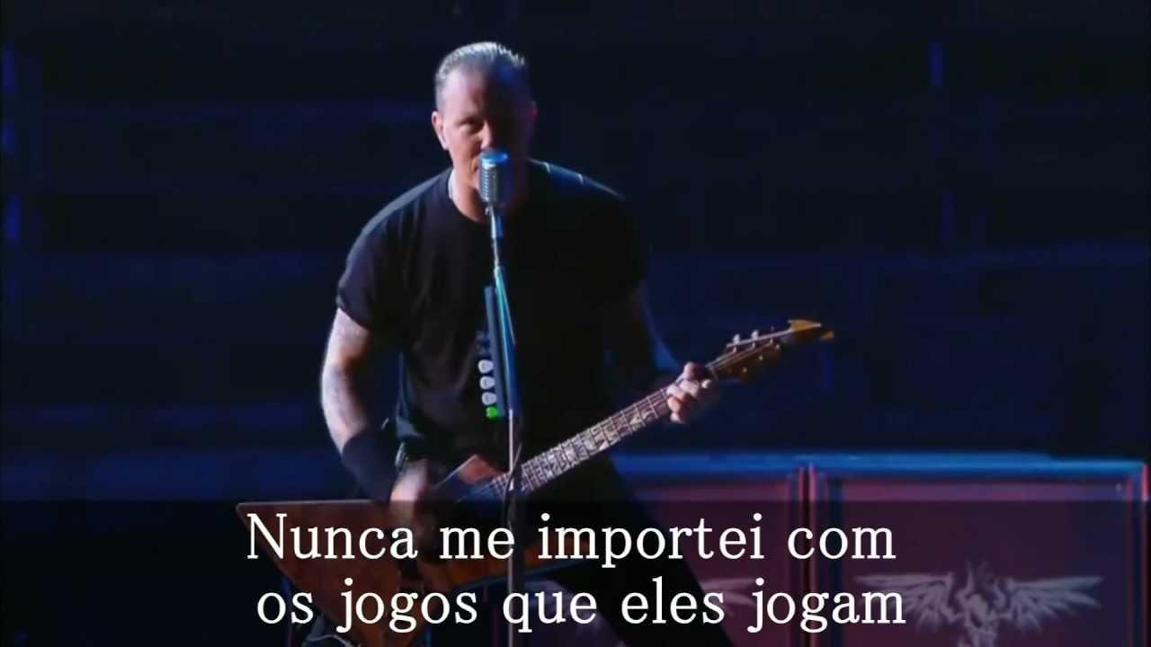 Metallica - Nothing else Matters (Legendado) HD