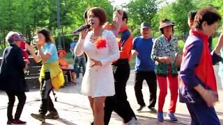 출연진 노래 - 가요 메들리 / 코리아 예술 기획 * 구민과 함께하는 가요무대 (원적산 공원) 야외 특설무대 공연 2017.5.21