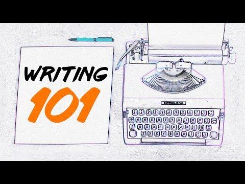 Writing 101: Basic Story Structure
