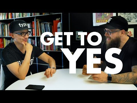 Getting Clients to YES
