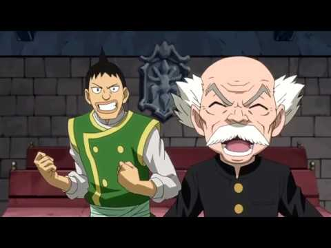 Fairy Tail Episode 168 English Dubbed