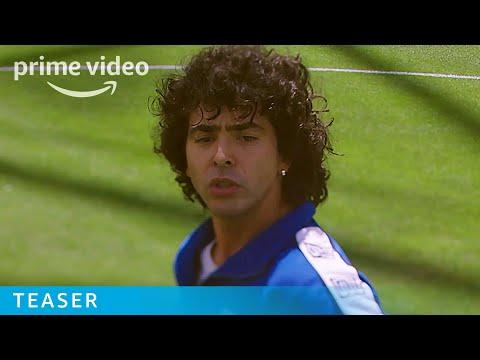 Maradona: Blessed Dream - Teaser Trailer   Prime Video