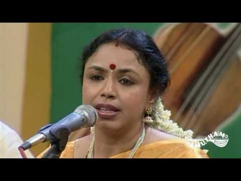 Alaipayuthe Kanna   Sudha Ragunathan   The Concert Full Track