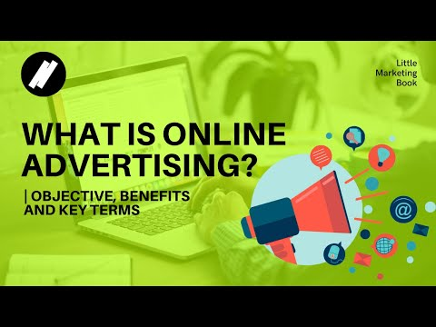 What is Online Advertising? | OBJECTIVE, BENEFIT AND KEY TERMS