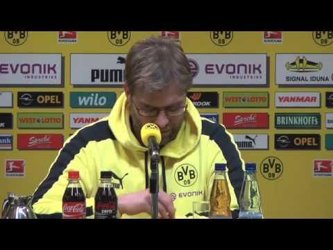 BVB Pressekonferenz vom 16. März 2013 nach dem Spiel Borussia Dortmund gegen den SC Freiburg