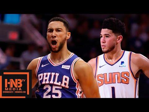 Phoenix Suns vs Philadelphia Sixers - Full Game Highlights | November 4, 2019-20 NBA Season