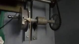 подъемная супер штора для ворот гаража своими руками