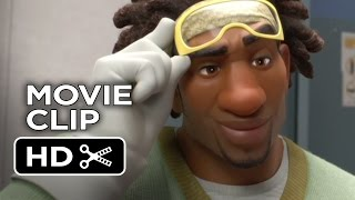 Big Hero 6 MOVIE CLIP - Meet The Team: Wasabi (2014) - Damon Wayans Jr. Movie HD