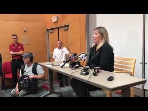 VIDEO: ISU Women's Golf Coach Christie Martens
