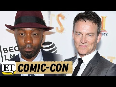 EXCLUSIVE: Stephen Moyer Opens Up About Former 'True Blood' CoStar Nelsan Ellis' Death