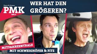 Mitfahrzentrale mit Matthias Schweighöfer und Florian David Fitz