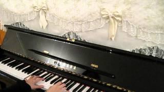 Fairy Tail Ending 4 - 【Kimi ga Iru kara】Piano