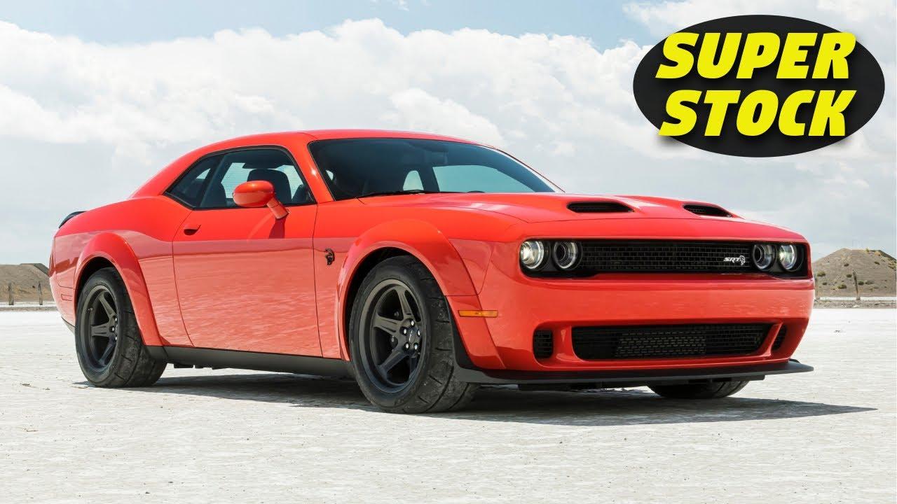 2021 Dodge Challenger Spesification