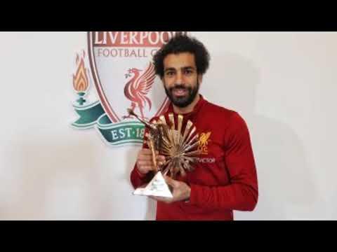 فخر العرب محمد صلاح يتوج بجائزة BBC لافضل لاعب افريقى للعام 2 على التوالى