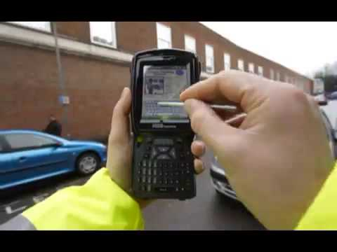 Motorola Psion Workabout Pro 3 Mobile Computer
