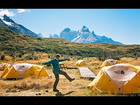The WILD WINDS of PATAGONIA
