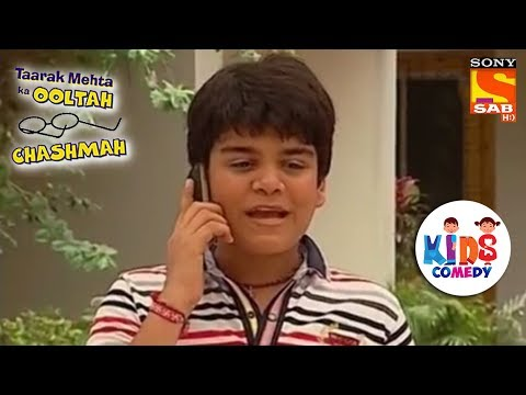 Tapu Tries To Call His Father | Tapu Sena Special | Taarak Mehta Ka Ooltah Chashmah