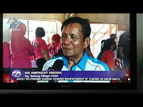 NTV 7 aired 26 Aug 2017 - Pfizer Malaysia Health Fellows in Sabah