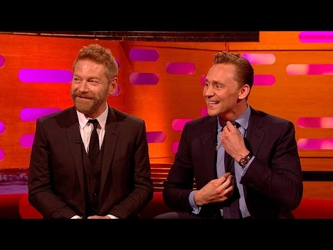 Tom Hiddleston's audition for Thor - The Graham Norton Show: Episode 2 - BBC One Mp3