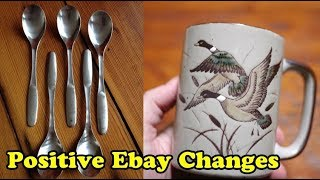 Scavenger Life Episode 412: Positive Ebay Changes