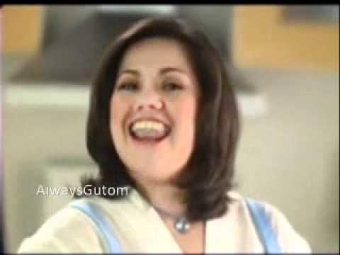 Blu Dishwashing Liquid 2003 Philippine Ad
