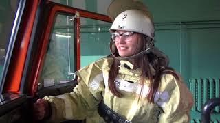 Женщины пожарные?, г. Глазов