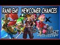 Super Smash Bros Ultimate Newcomer Chances! Octolings, Sora, and Urabosa No#4