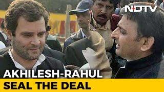Congress Beats Akhilesh Yadav To It, Announces Uttar Pradesh Alliance
