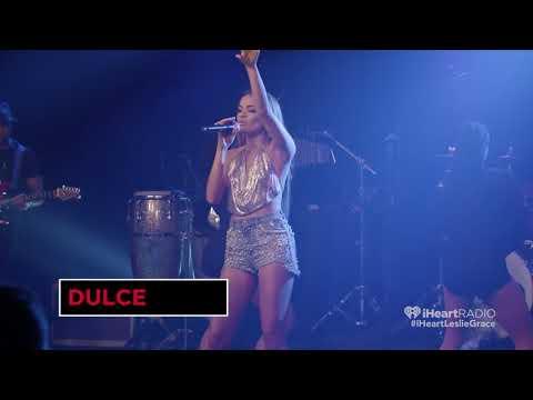 Leslie Grace - Dulce (Live iHeartRadio)