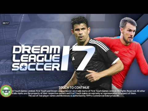 Dream League Soccer 17 Andriod gameplay (by First look)